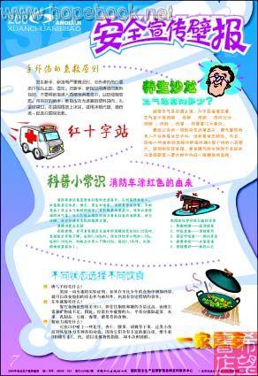 2006年安全生产宣传月主题壁报(6幅/套)(新)
