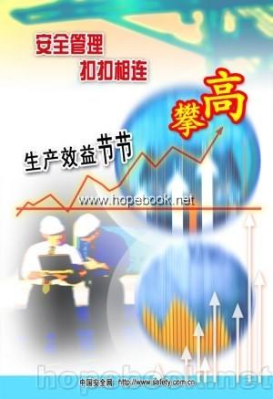2009年腾博会生产月系列招贴画(一)