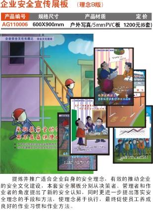 企业腾博会宣传展板(理念B版)